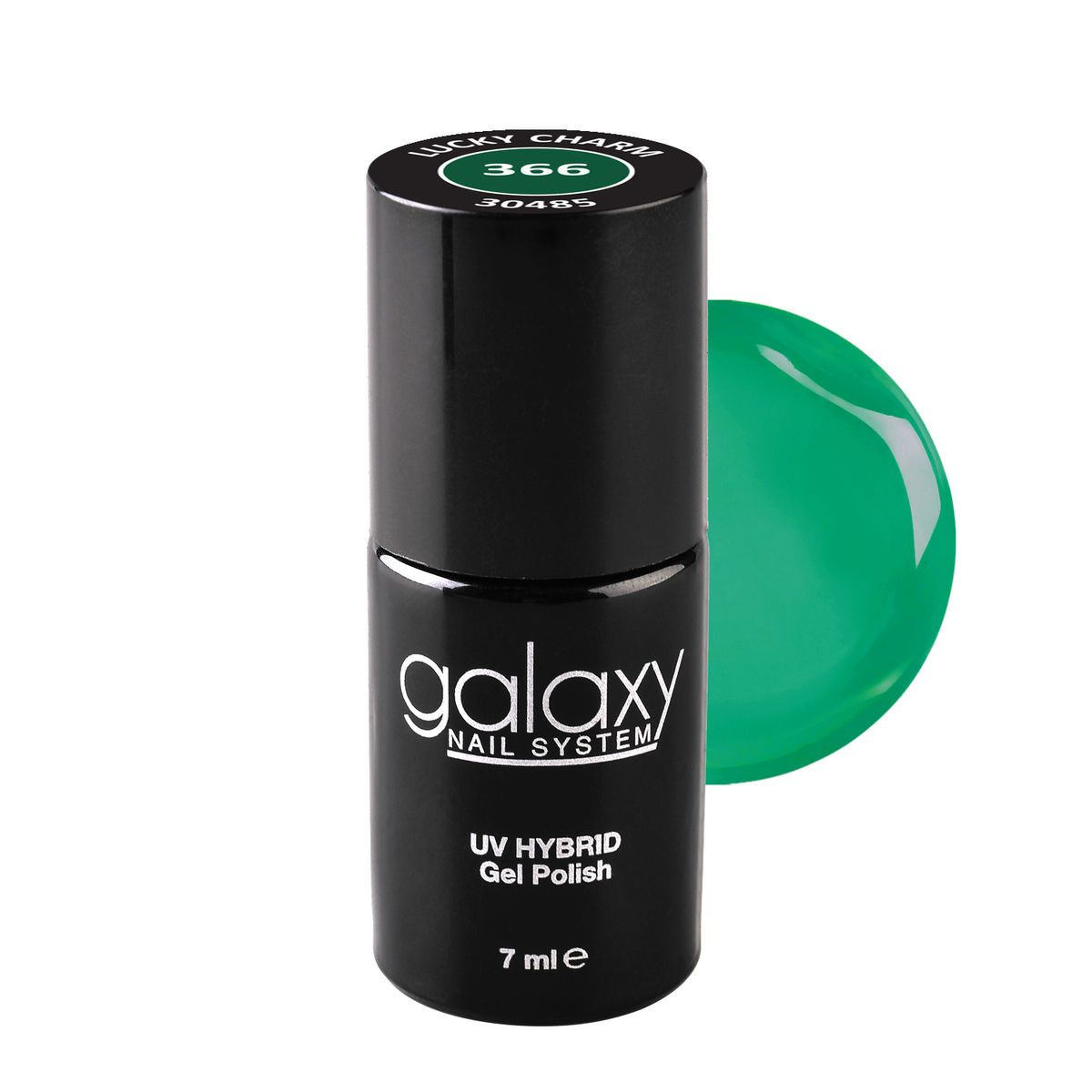 Trajni lak za nokte UV/LED GALAXY Hybrid 7ml Lucky Charm S366